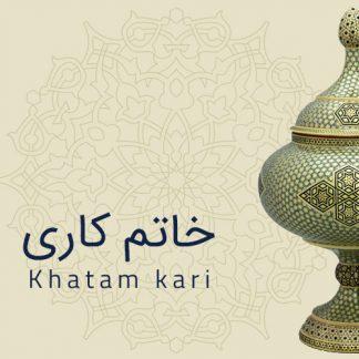 Khatam kari