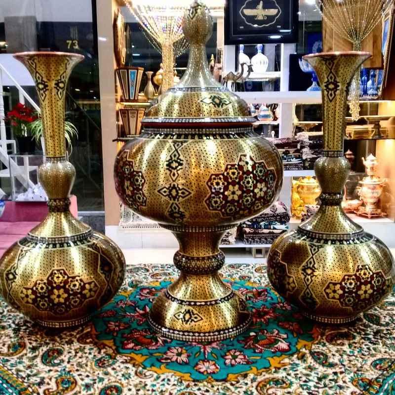 Khatam Kari Persian Marquetry 4 termehcrafts.com