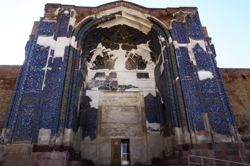 Persian Tiling art termehcrafts 5