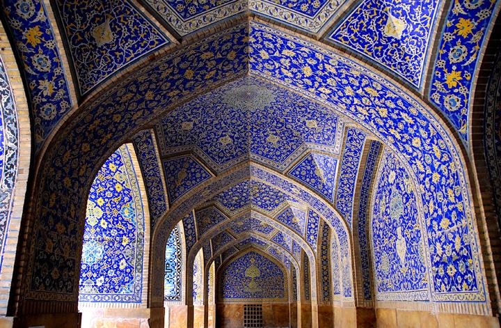 Persian Tiling art termehcrafts 7