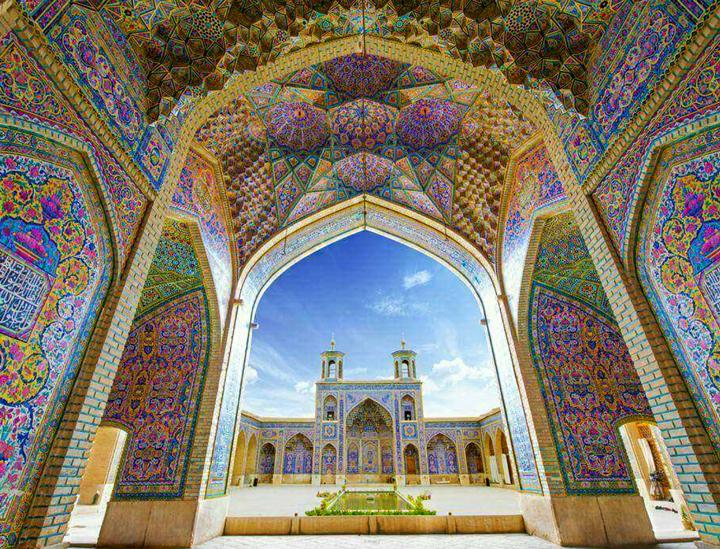 Persian Tiling art termehcrafts 8